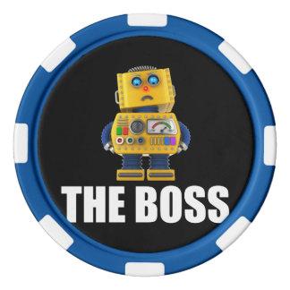 Boss Fichas De Póquer