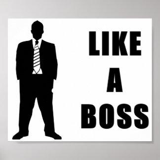 Boss Full Poster