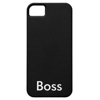 Boss iPhone 5 Cárcasas