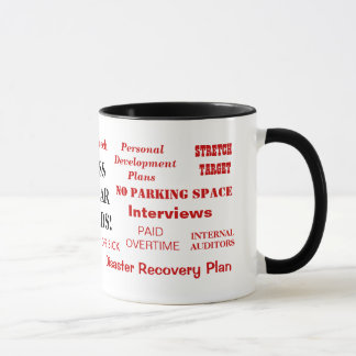 Boss Gift Mug - Annoying Joke - Boss Swear Words