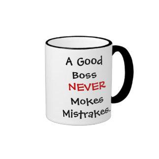 Boss Gift Mug - Funny Boss Quote