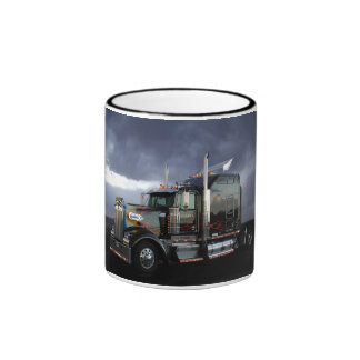 Boss Hawg Taza A Dos Colores