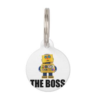 Boss Identificador Para Mascota