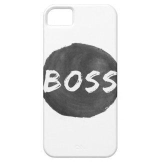 Boss iPhone 5 Funda
