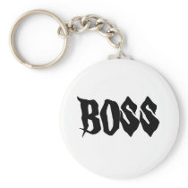 BOSS KEYCHAINS