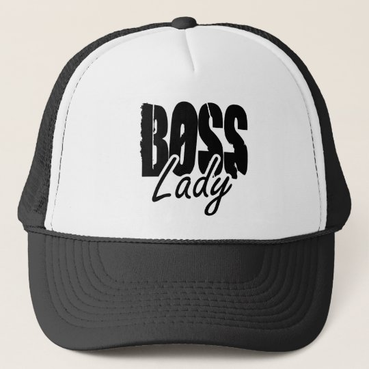 Boss Lady $17.95 (11 colors) Collectible Hat