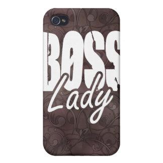 Boss Lady $40.95 iPhone 4 Case