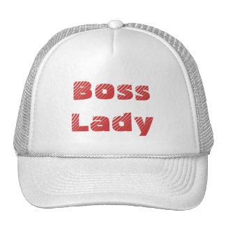 Boss Lady Hat