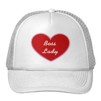 Boss Lady Heart Glow Hat