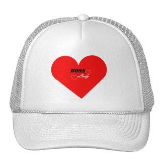 Boss Lady Hearts Hat