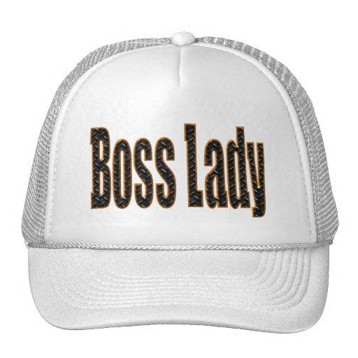 Boss Lady Mesh Hat