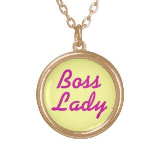 Boss Lady Necklace