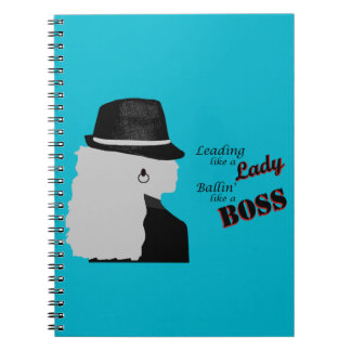 BOSS Lady Notebook