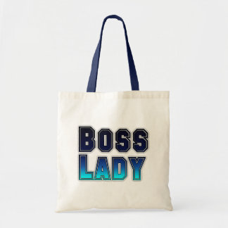 Boss Lady Tote Bag