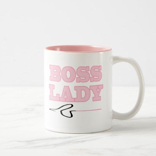 BOSS LADY WHIP Mug