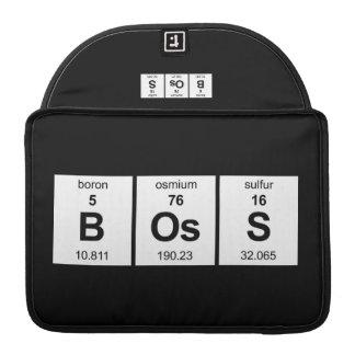 BOsS Macbook Pro Sleeve