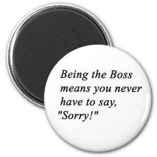 Boss Magnet