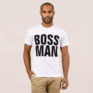 BOSS MAN T-shirts
