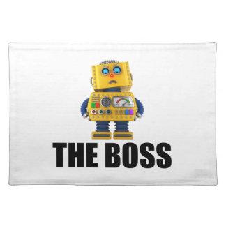Boss Mantel Individual