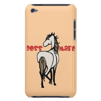 Boss Mare  iPod Touch Case
