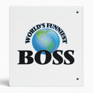 """Boss más divertido del mundo carpeta 1"""""""