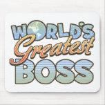 Boss más grande Mousepad del mundo Alfombrilla De Raton