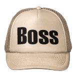 Boss Mesh Hats
