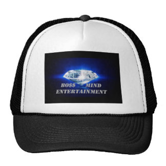 Boss Mind Promo Items Trucker Hat
