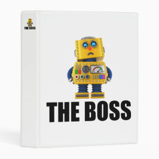 Boss Mini Carpeta