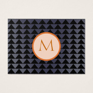 Boss Modern Pattern Business Card