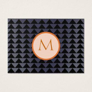 Boss Modern Pattern Business Card