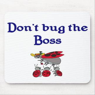 Boss Mousepad Tapetes De Raton