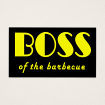 Boss of the BBQ