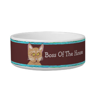 Boss Of The House! Bowl