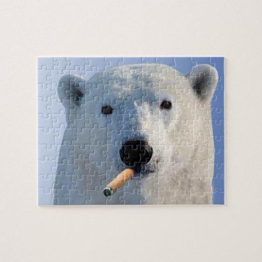 Boss polar rompecabeza con fotos