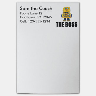 Boss Post-it® Notas