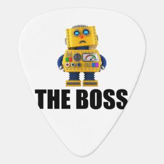 Boss Púa De Guitarra