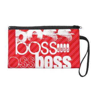 Boss; Rayas del rojo del escarlata