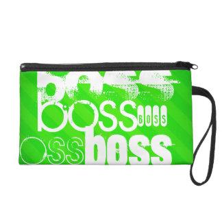 Boss; Rayas verdes de neón