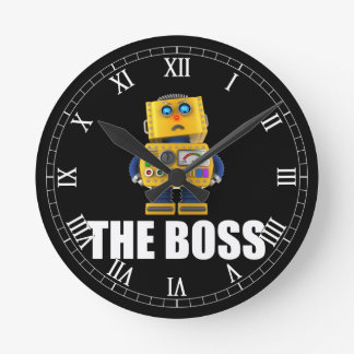 Boss Reloj Redondo Mediano