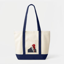 Boss Rooster Tote Bag
