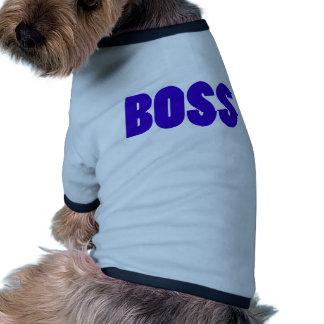 Boss Camisas De Perritos