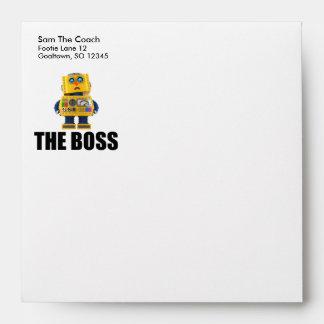 Boss Sobre