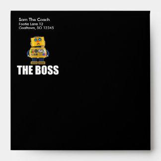 Boss Sobres