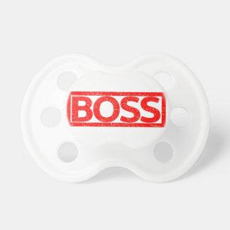 Boss Stamp Pacifier