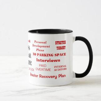 BOSS SWEAR WORDS! Annoying Funny Boss Joke Mug