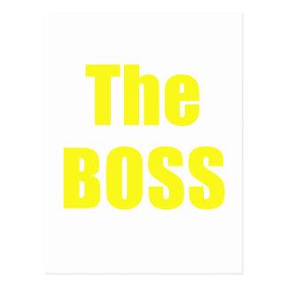 Boss Postal