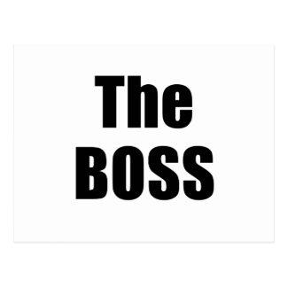 Boss Postales