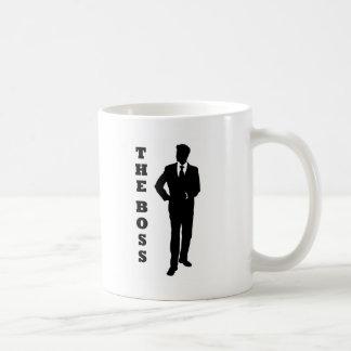 """""""Boss """" Tazas De Café"""