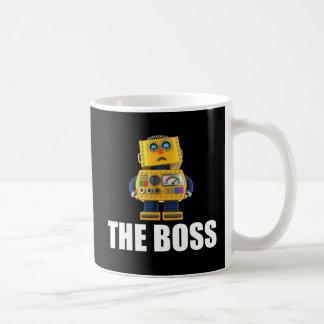 Boss Taza Clásica